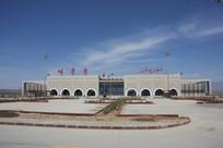 吐鲁番机场航站楼