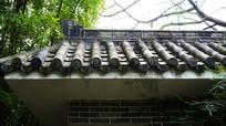 古老的房檐