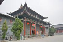洛阳民俗博物馆大门