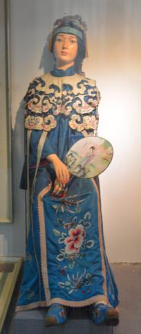 清代贵族女子服饰