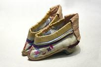 清代三寸金莲绣鞋