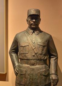 雕像杨虎城