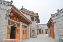 洛邑古城民俗街