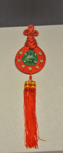 传统工艺翡翠绣花节