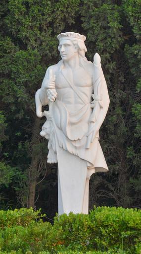 古希腊神话人物图片