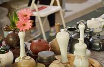 精美陶瓷花瓶摆件