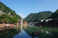 凤凰古城风景图