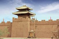 甘肃阳关古城墙