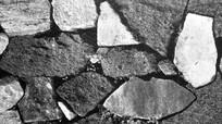 石头墙背景素材