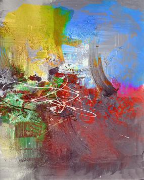 现代装饰画 简约抽象装饰画