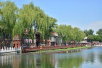 北京中海湖岸阁楼