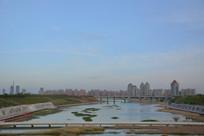 鄂尔多斯城市风景