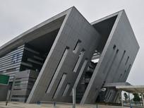 绵阳科博会艺术建筑高清图