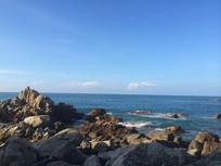 深圳西涌海景