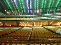 体育馆室内建筑