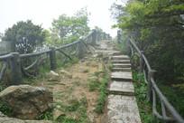 梧桐山好汉坡石阶
