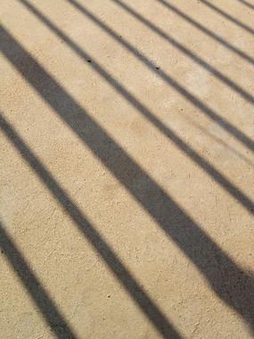 线条影子背景图片