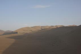 鸣沙山沙漠
