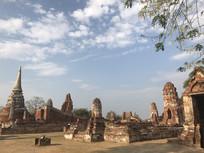 大城远景寺庙