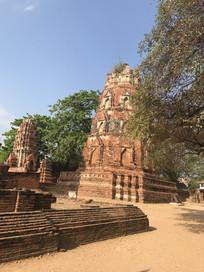 国外寺庙建筑