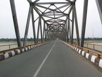 缅甸伊洛瓦底江密支那大桥