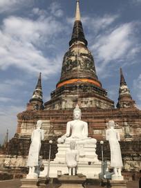泰国佛寺佛像