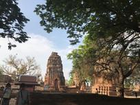 泰国寺庙风景