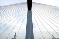 武汉长江二桥桥塔