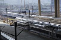 高铁动车线路网