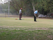 缅甸密支那高尔夫球场