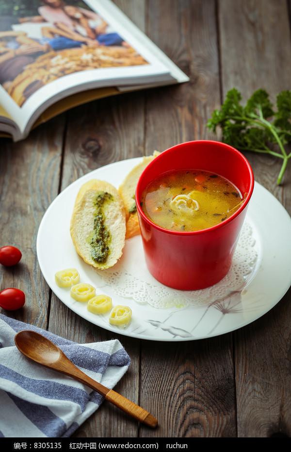 扁豆汤图片
