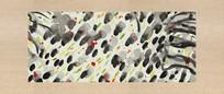 黑白装饰画 现代简约风格
