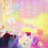 国外抽象画 现代简约装饰画
