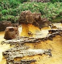 地质奇观金刚石