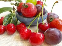 水果樱桃西红柿