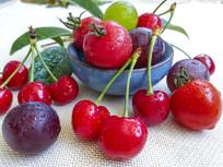 鲜美水果拍摄