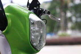 电动车车头灯