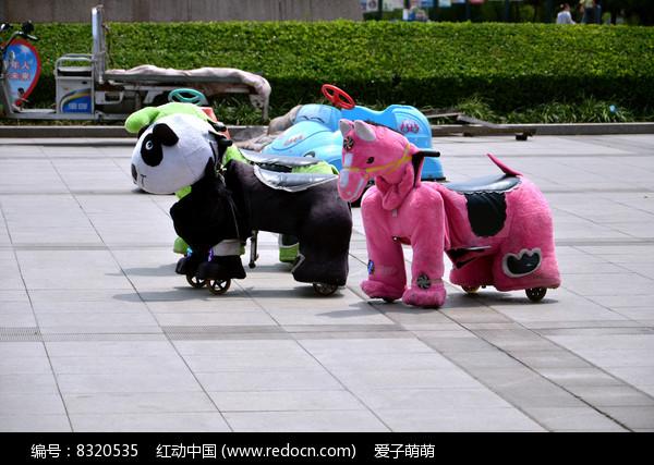 仿动物玩具车图片