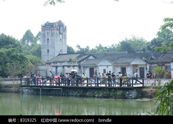 深圳版画村排屋图片
