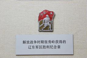 解放战争辽东军区胜利纪念章