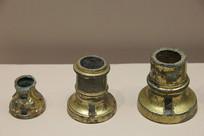西汉时期青铜车韋
