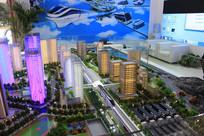 镇江发展区域模拟模型