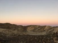 非洲沙漠戈壁