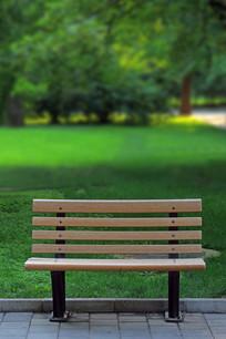 公园的长椅