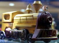 塑料火火车老电话
