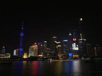 上海外滩夜景(夜上海)