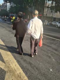 老年人的爱情