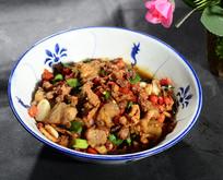 陈坛双椒肉炒肉