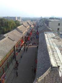 榆次老城古街道