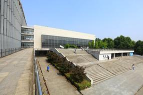 华中农业大学的图书馆